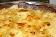 receita de gratan de batata