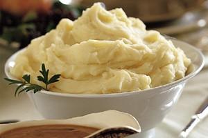 receita de puré de batata
