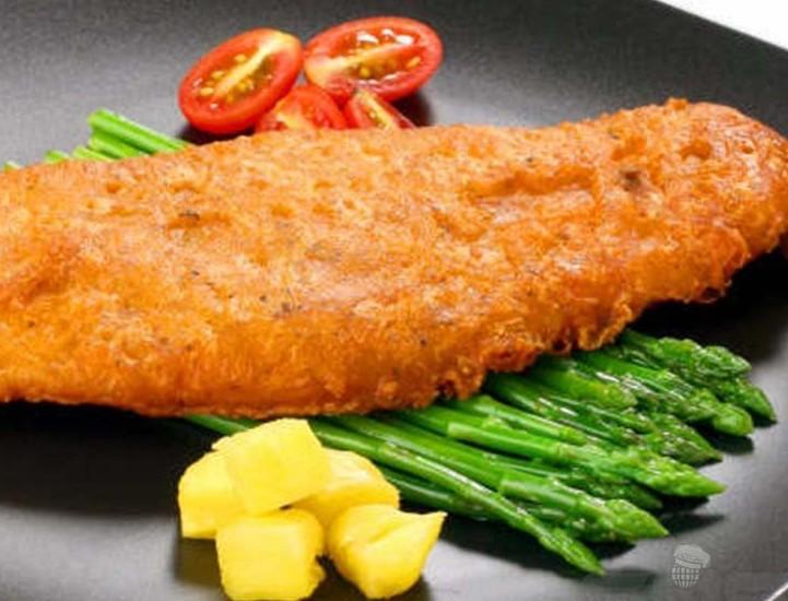 receita de filetes de pescada