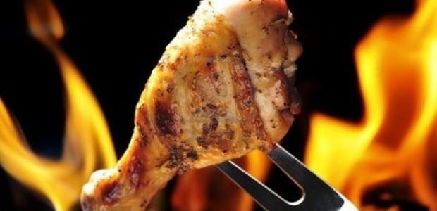 receita de frango no churrasco