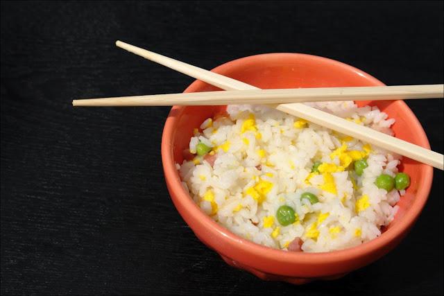 receita de arroz chau chau