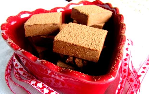 beijinhos de chocolate