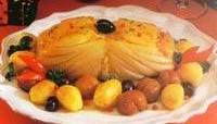 receita de bacalhau com castanhas