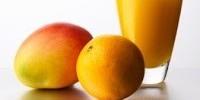 sumo de manga laranja